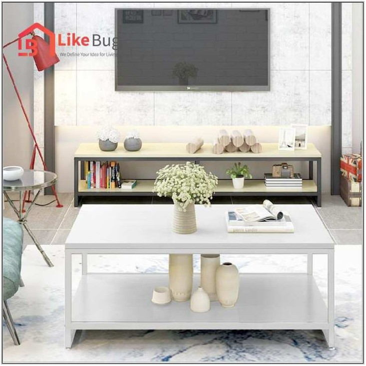 Rectangle Living Room Table