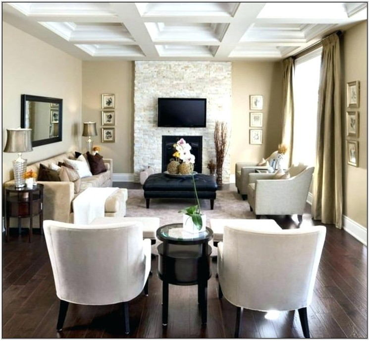 Rectangular Living Room Layout Ideas
