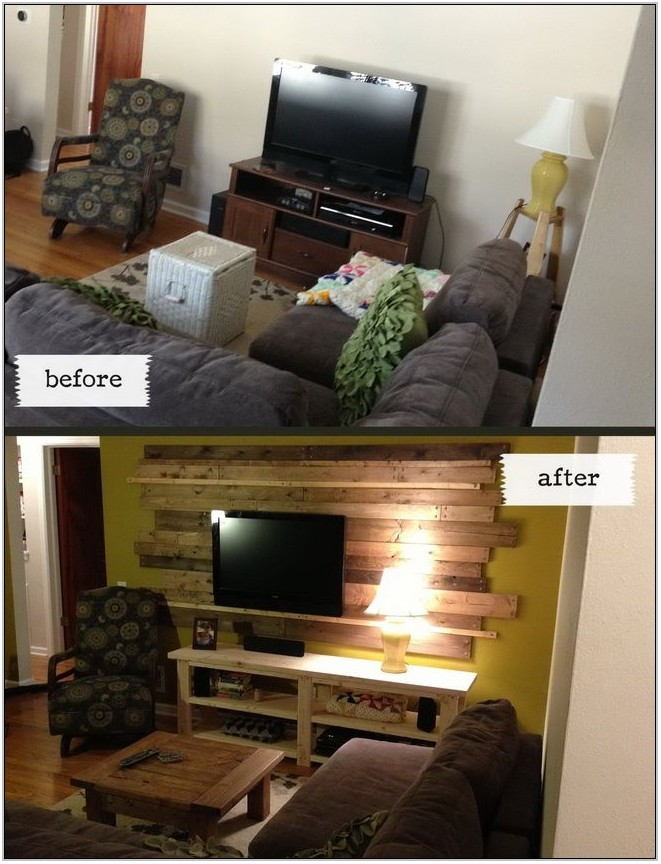 Remodel Living Room On A Budget