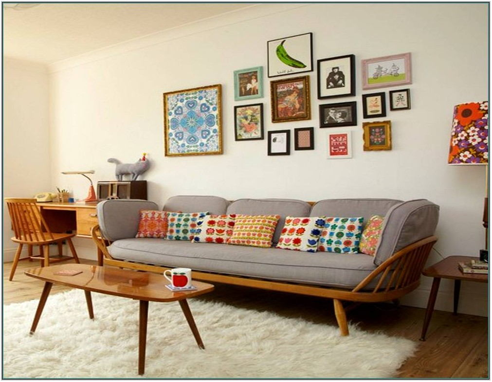 Retro Living Room Tables