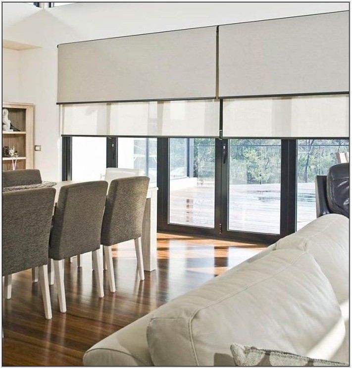 Roller Blinds Living Room