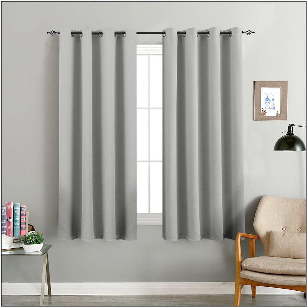 Room Darkening Curtains For Living Room