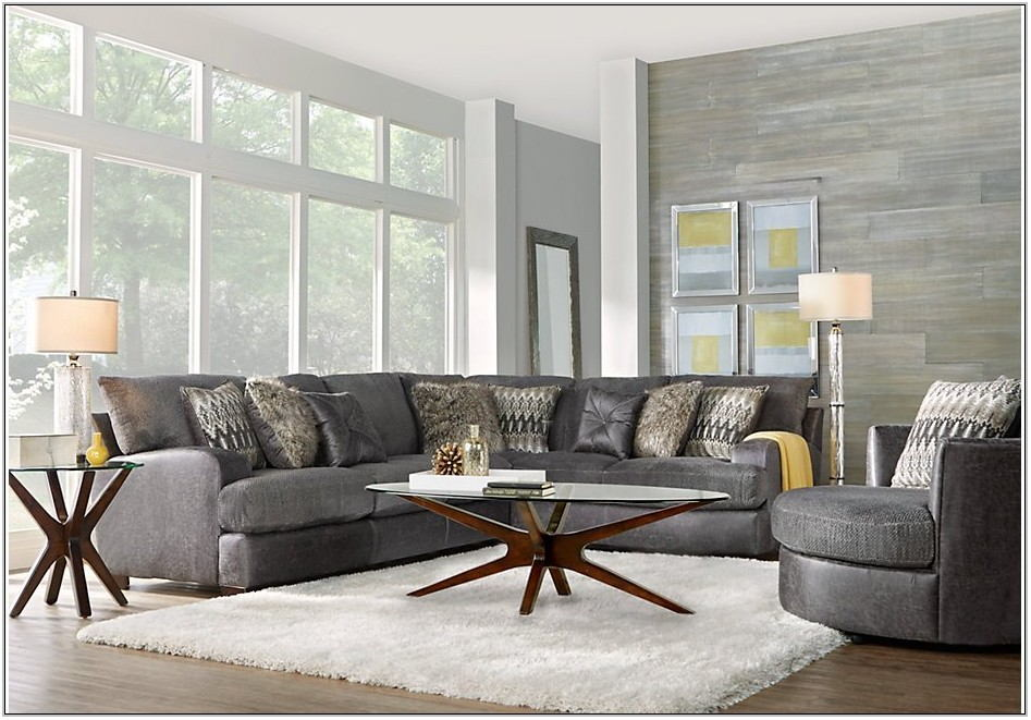Rooms To Go Living Room Sectional