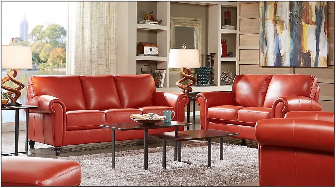 Rooms To Go Living Room Sets Leather
