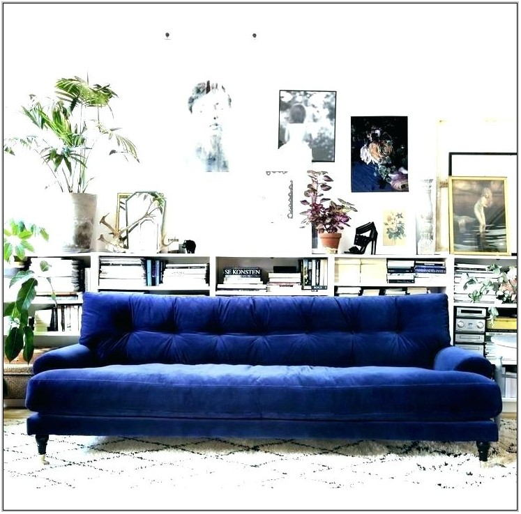 Royal Blue Sofa Living Room Ideas