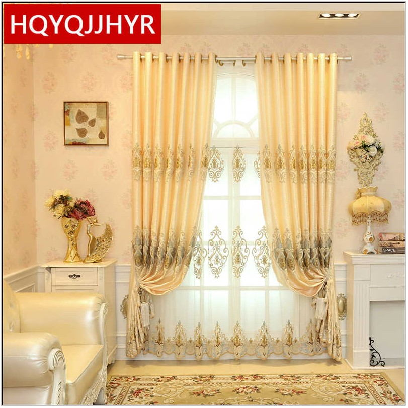Royal Curtains For Living Room