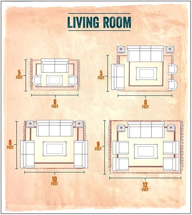 Rug Size Small Living Room
