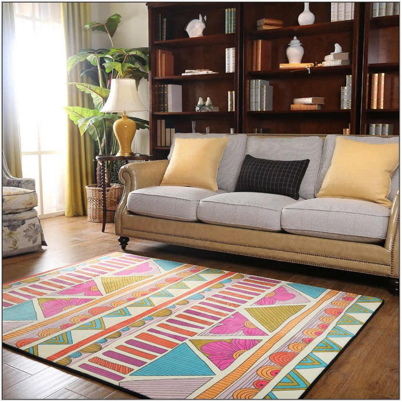 Rugs For Living Room India