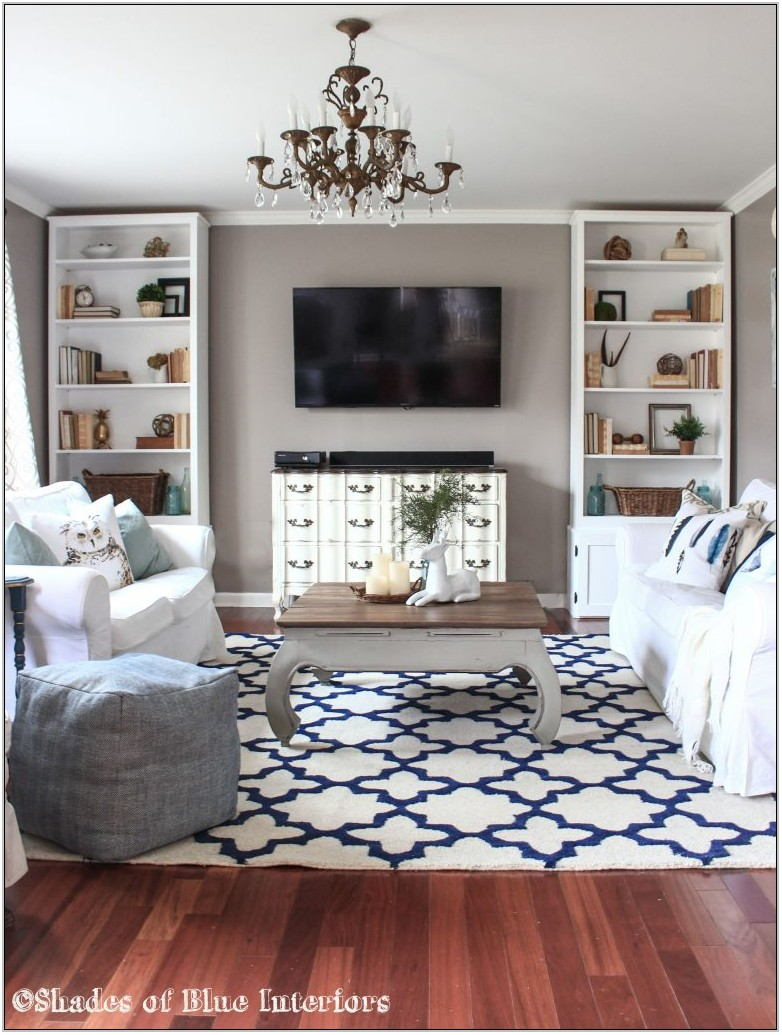 Rugs In A Living Room