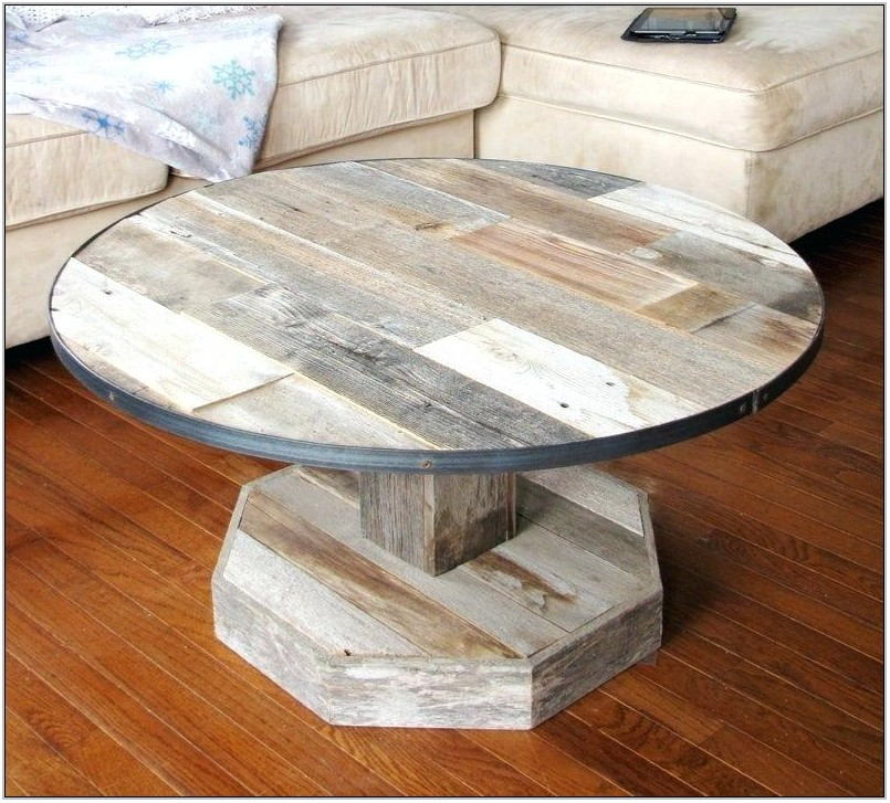 Rustic Wood Living Room Furniture