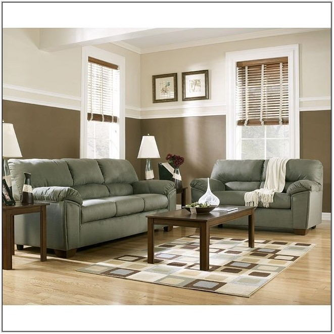 Sage Living Room Set