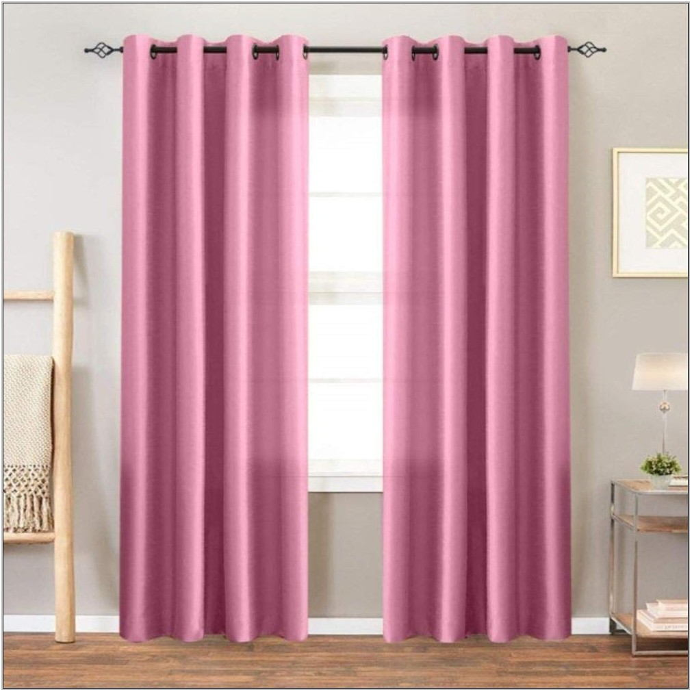Satin Curtains For Living Room