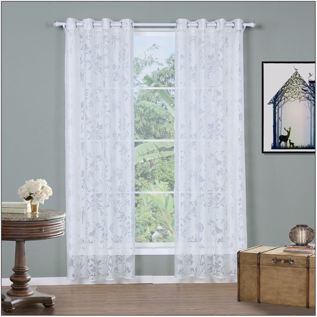 Scenic Curtains For Living Room