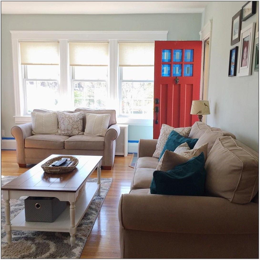 Sea Salt Paint Living Room