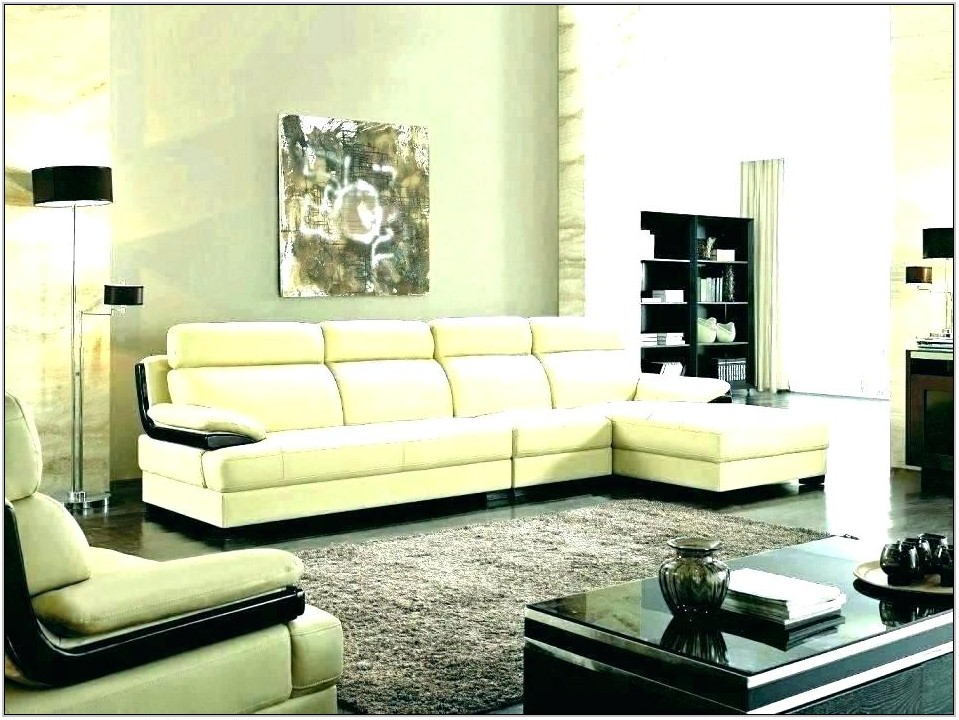 Sectional Couch In Living Room