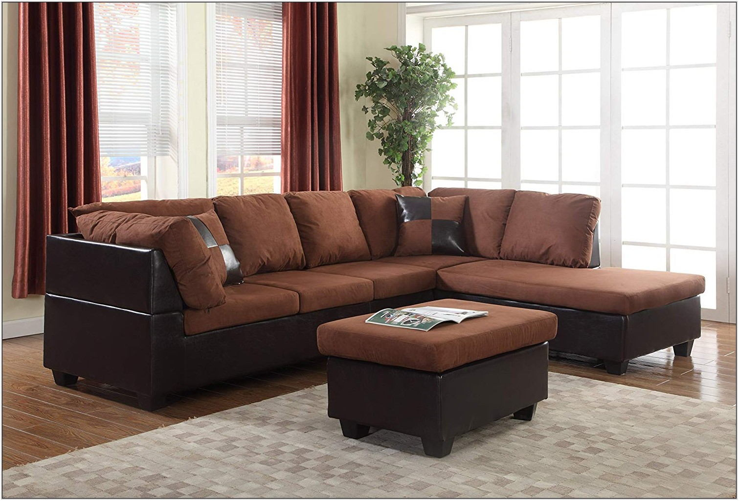 Sectional Couch Living Room Set
