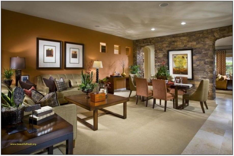 Semi Gloss Paint In Living Room