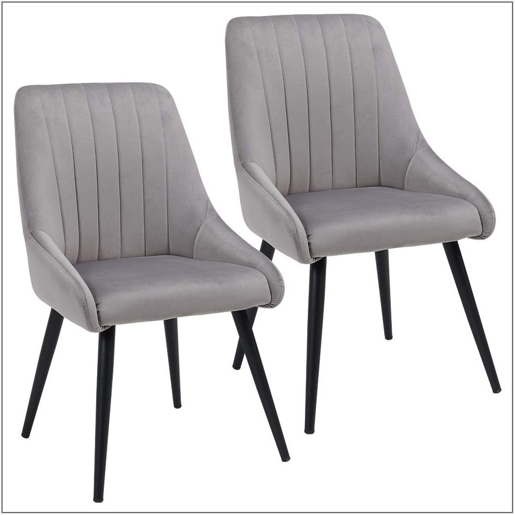 Set Of 2 Living Room Accent Chairs