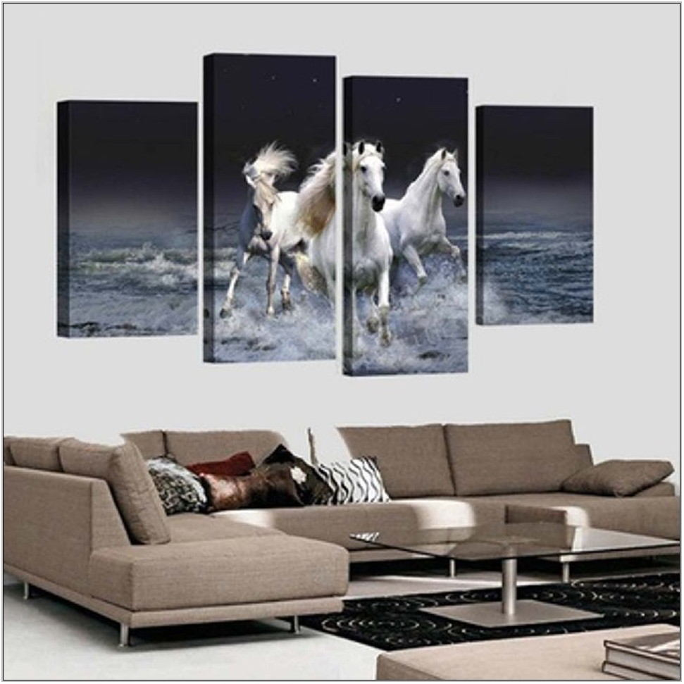 Set Of 4 Pictures For Living Room