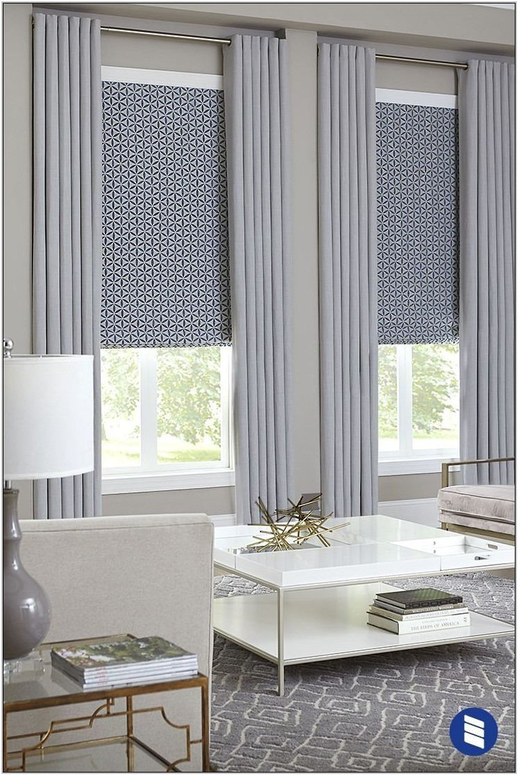Shades Or Blinds For Living Room