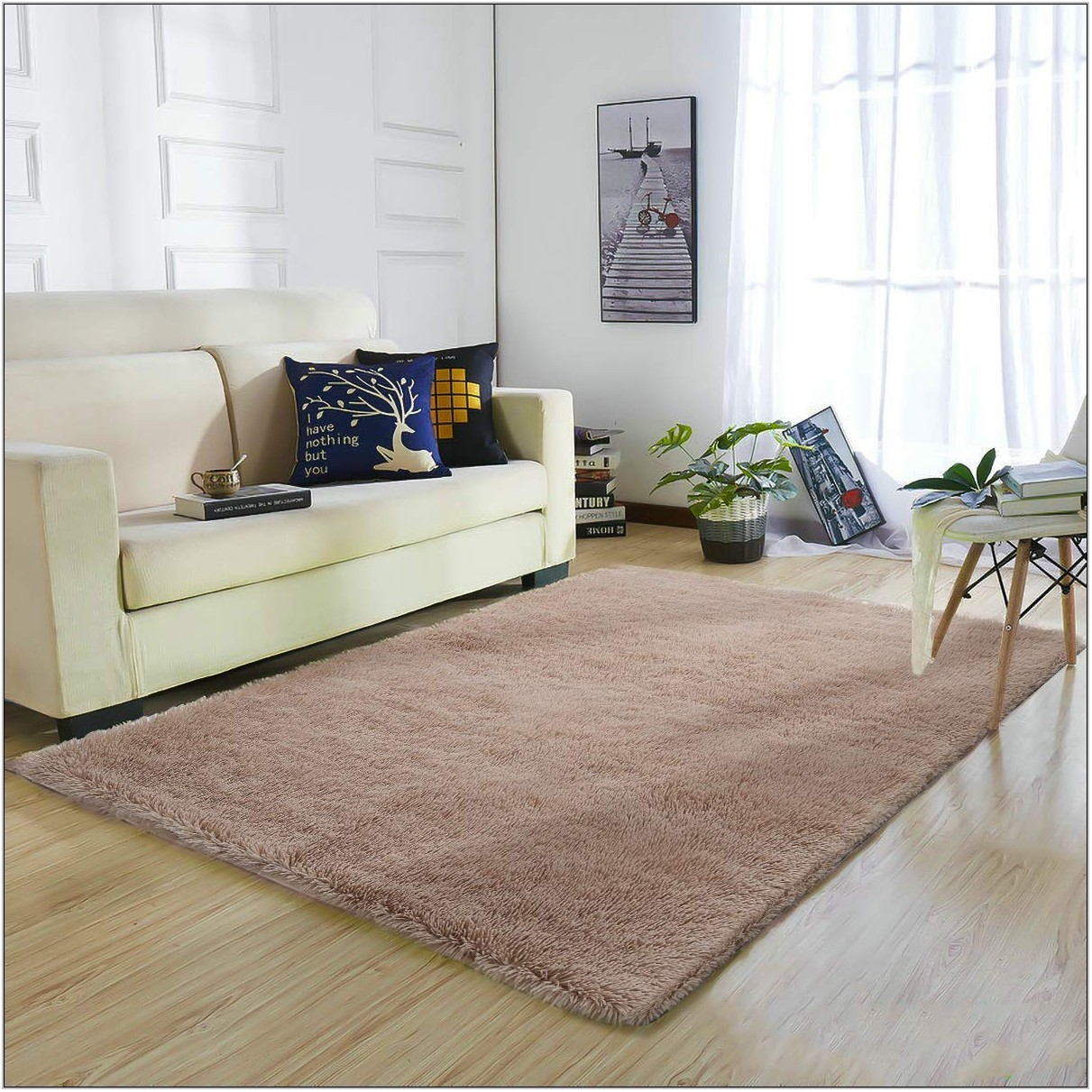 Shaggy Living Room Rug