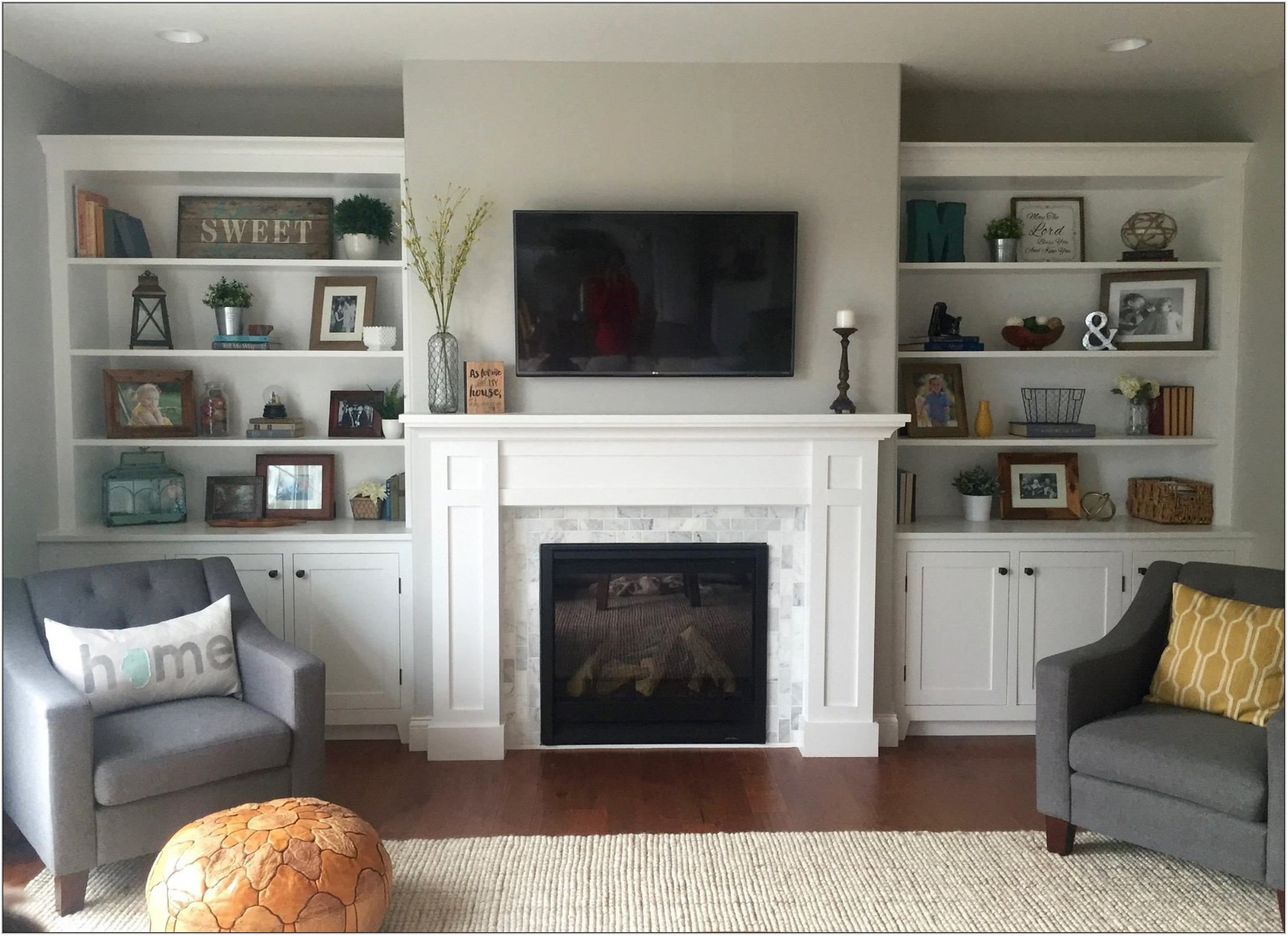 Shelving Cabinets Living Room