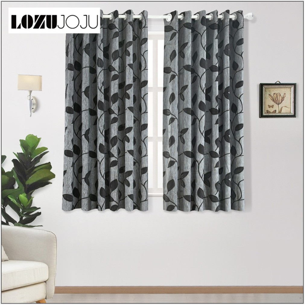 Short Drapes For Living Room