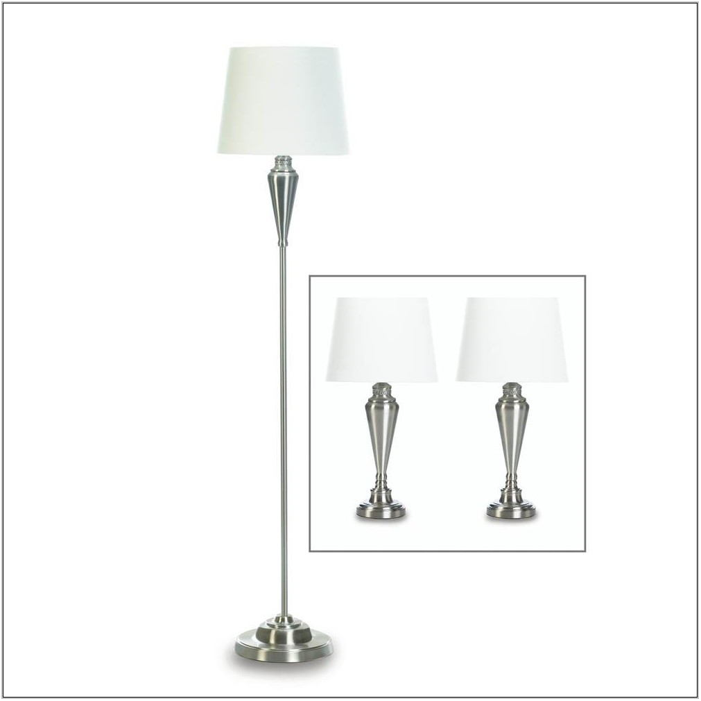 Silver Lamps For Living Room