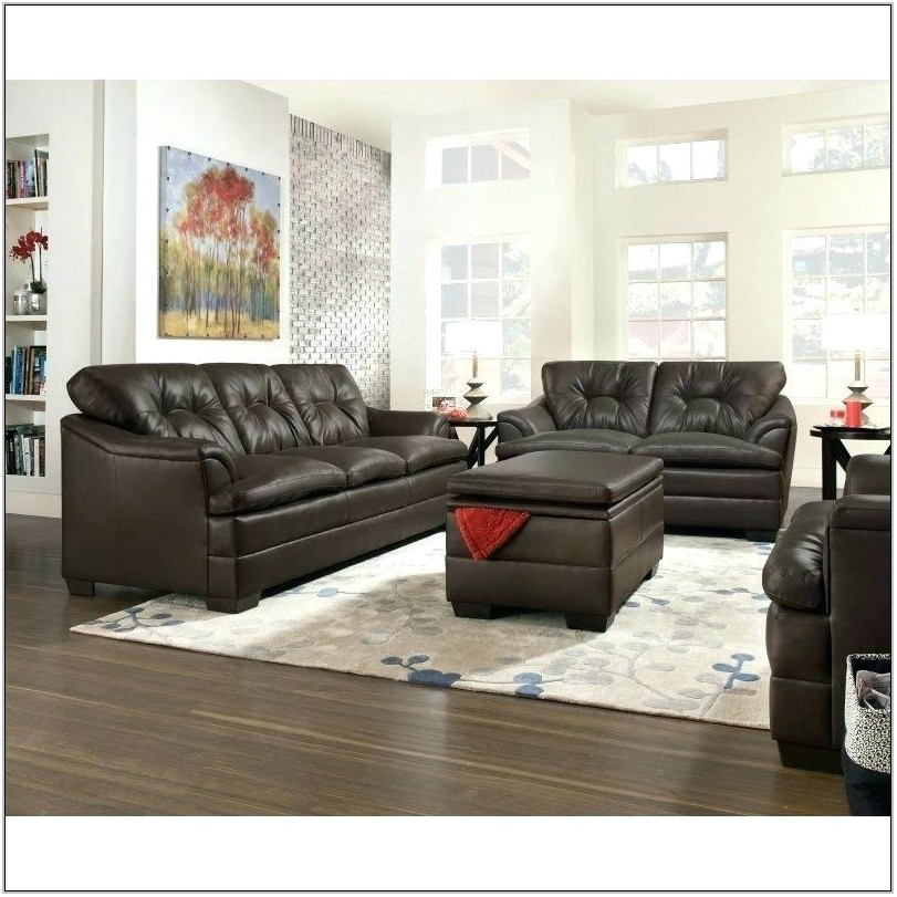 Simmons Manhattan Living Room Sectional