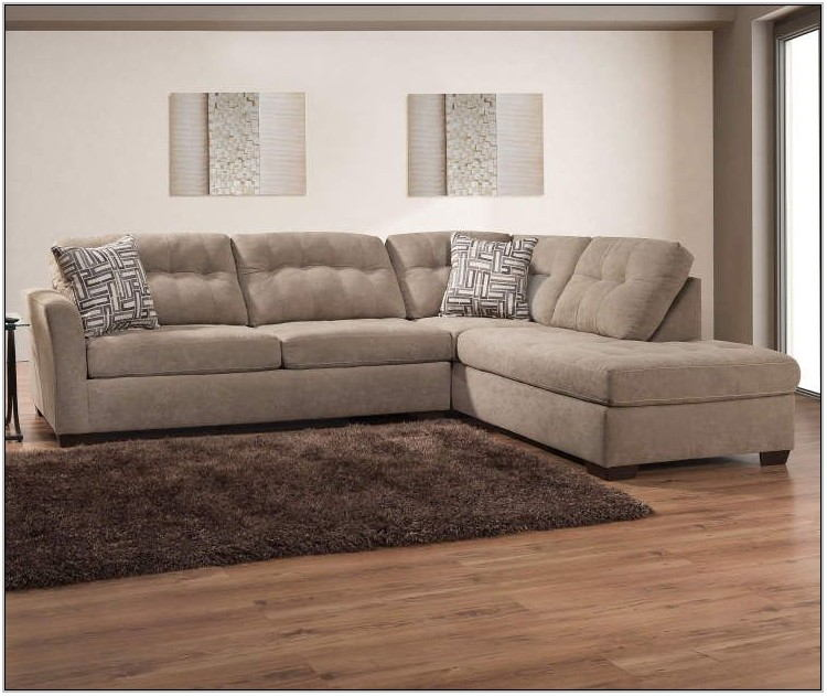 Simmons Pasadena Tan Living Room Sectional