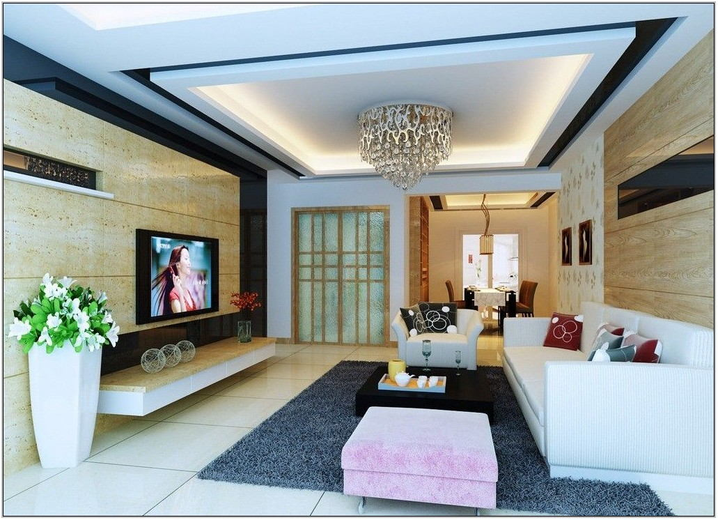 Simple Ceiling Designs For Living Room