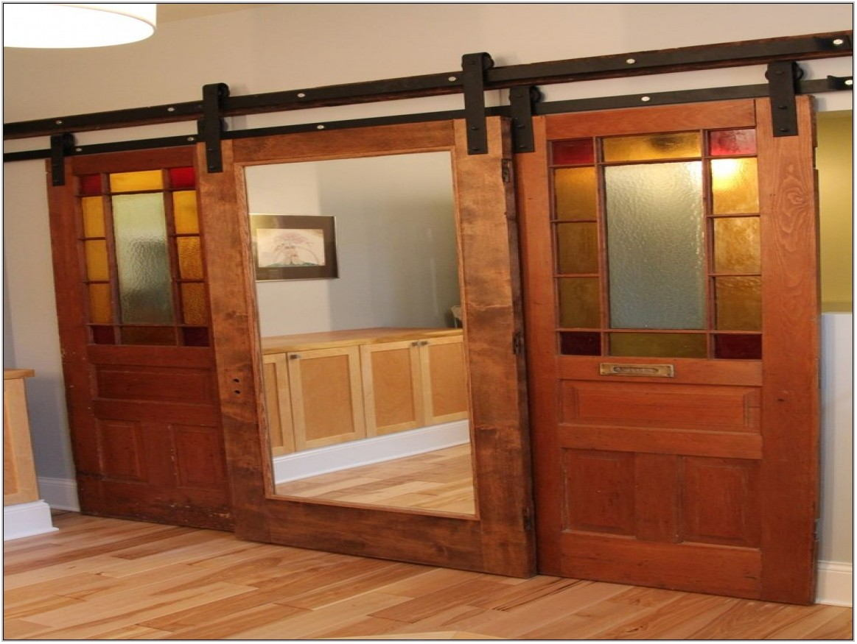 Sliding Doors Between Kitchen And Living Room
