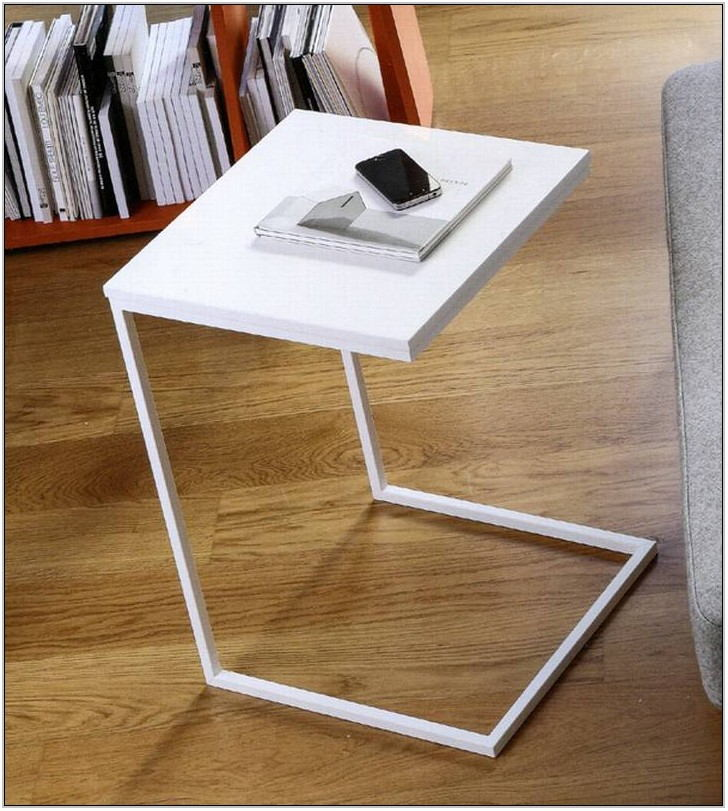 Slim Living Room Table