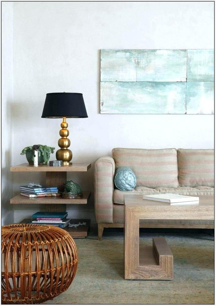 Slim Side Tables For Living Room