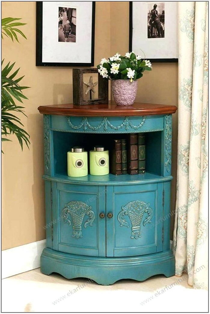 Small Corner Cabinets For Living Room