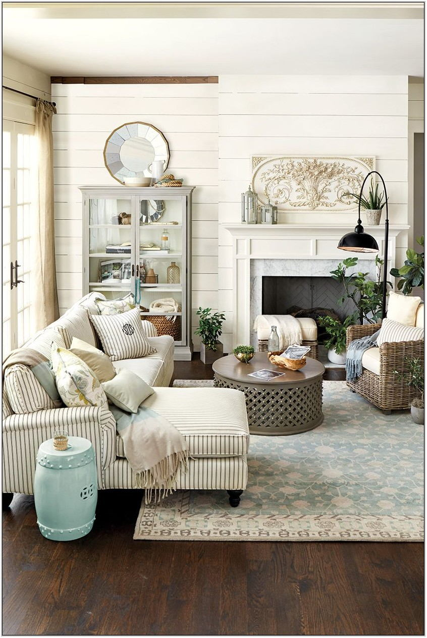 Small Country Living Room