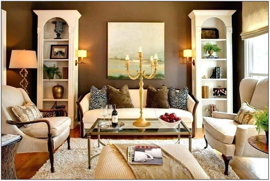 Small Formal Living Room