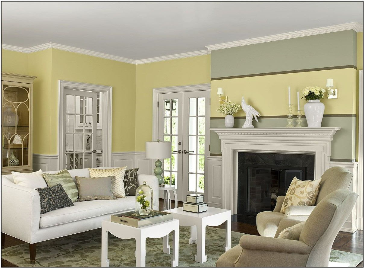 Small Living Room Colors Ideas Pictures