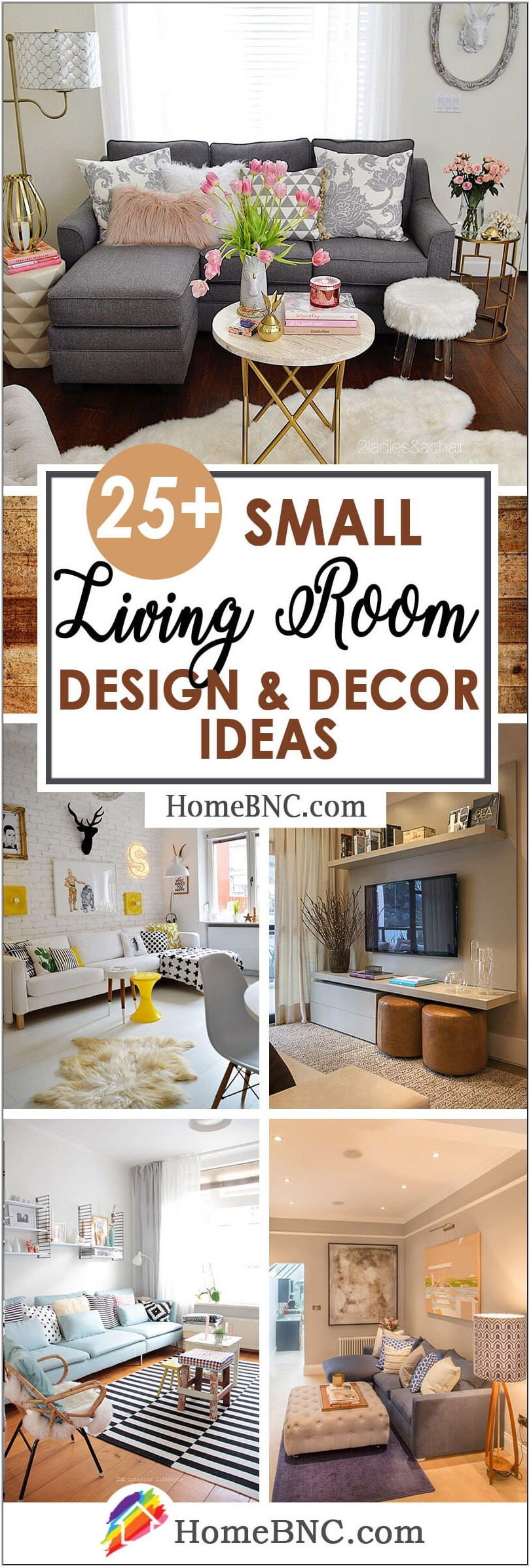 Small Living Room Design Ideas 2019