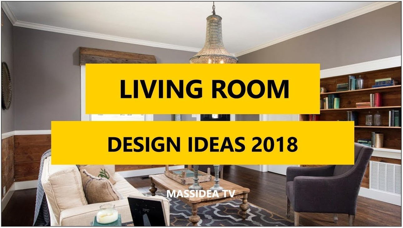 Small Living Room Ideas 2018