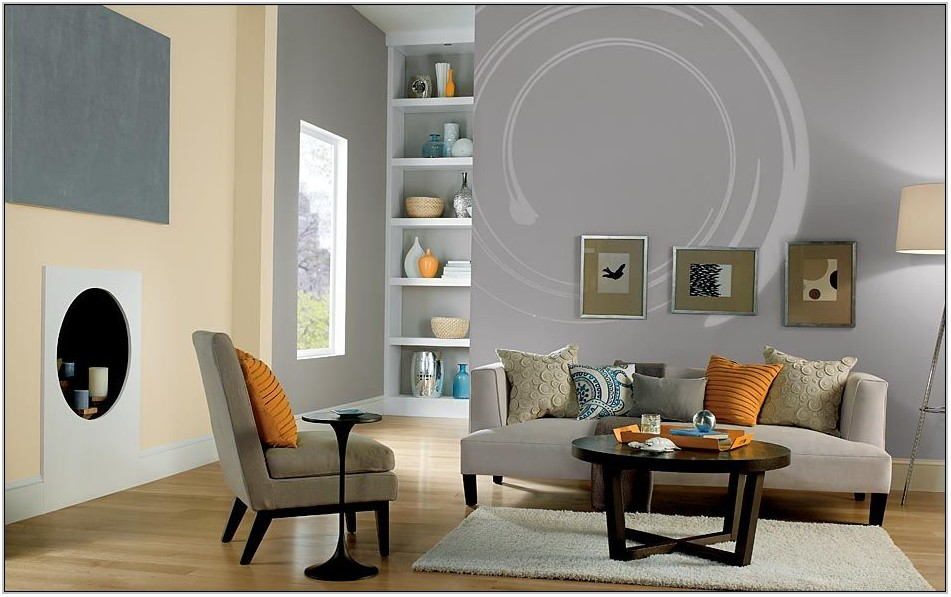 Soft Colors For Living Room