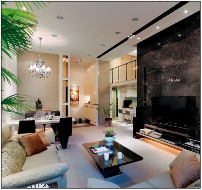 Sophisticated Living Room Decor