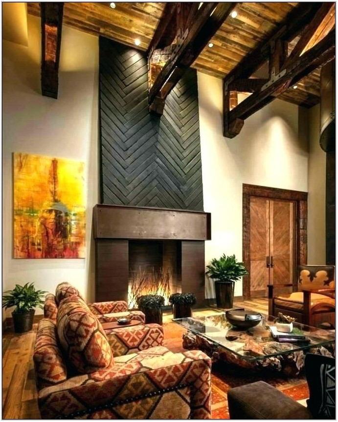 Southwest Living Room Decor