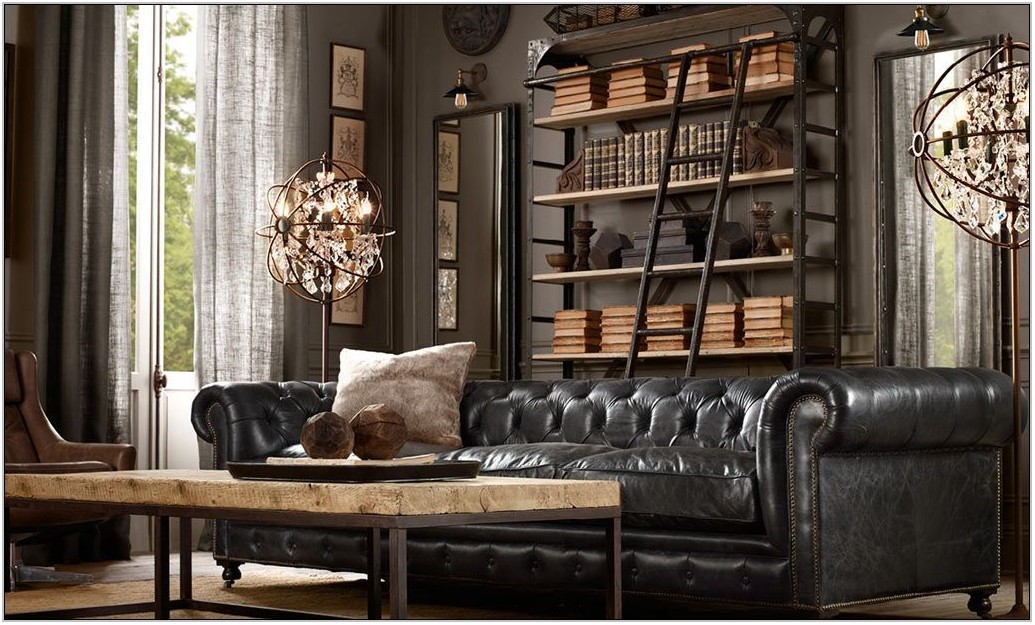 Steampunk Living Room Furniture