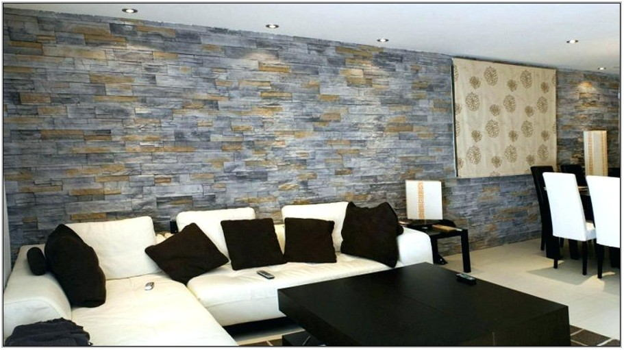Stone Tiles Living Room