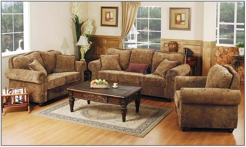 Studded Living Room Furniture