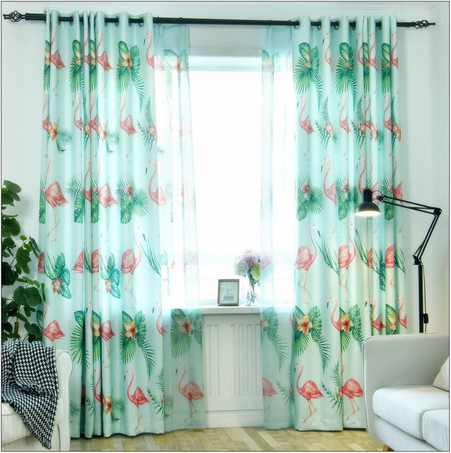 Stylish Curtains For Living Room
