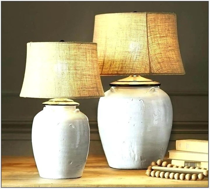 Table Lamps Living Room Pottery Barn