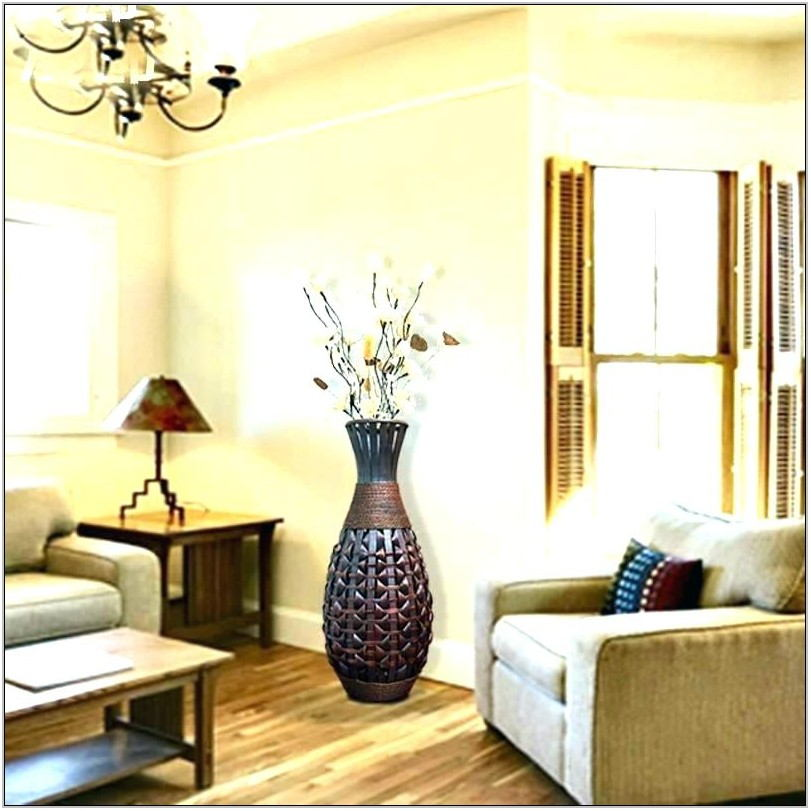 Tall Floor Vases For Living Room
