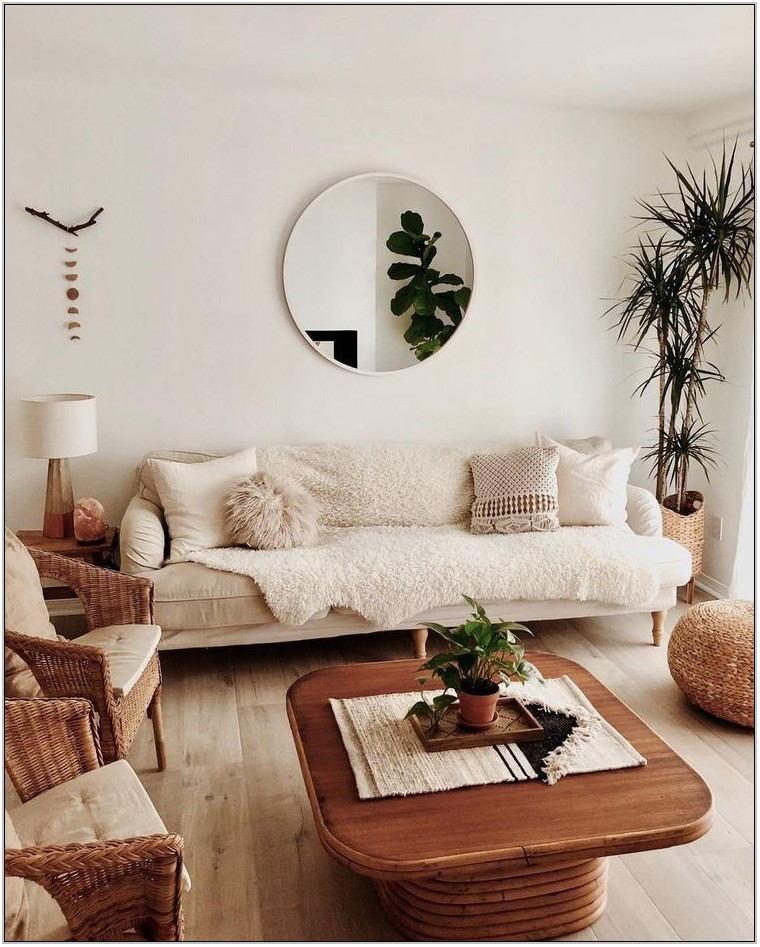 Tan Furniture Living Room